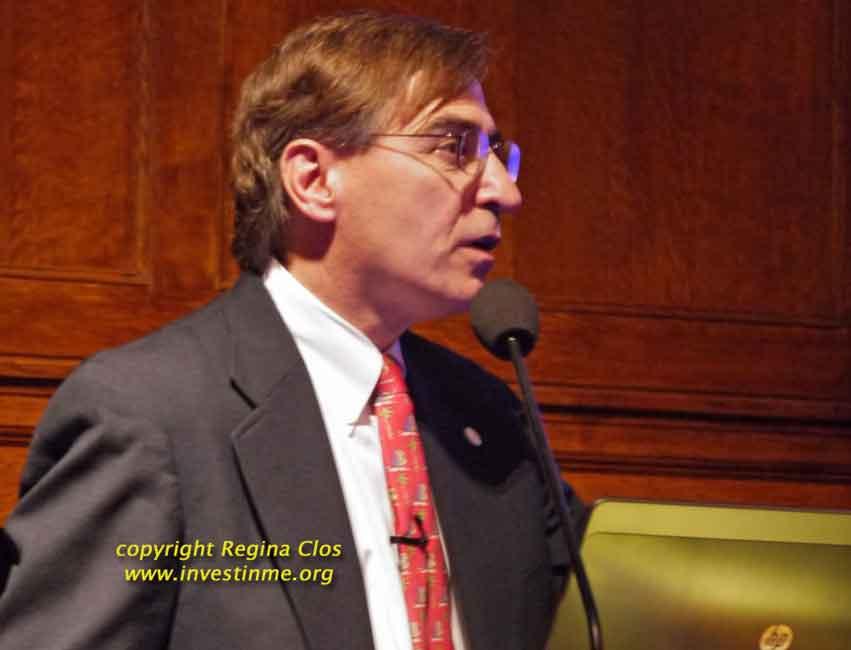 Professor James Baraniuk