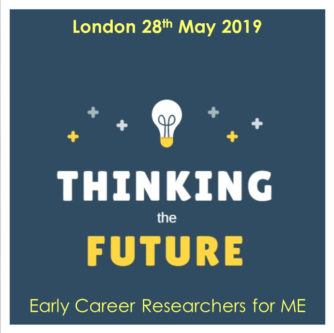 Invest in ME Research - Thinking the Future Conference London 2019