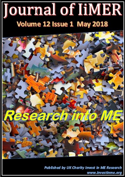 Invest in ME Research - UK Charity for Myalgic